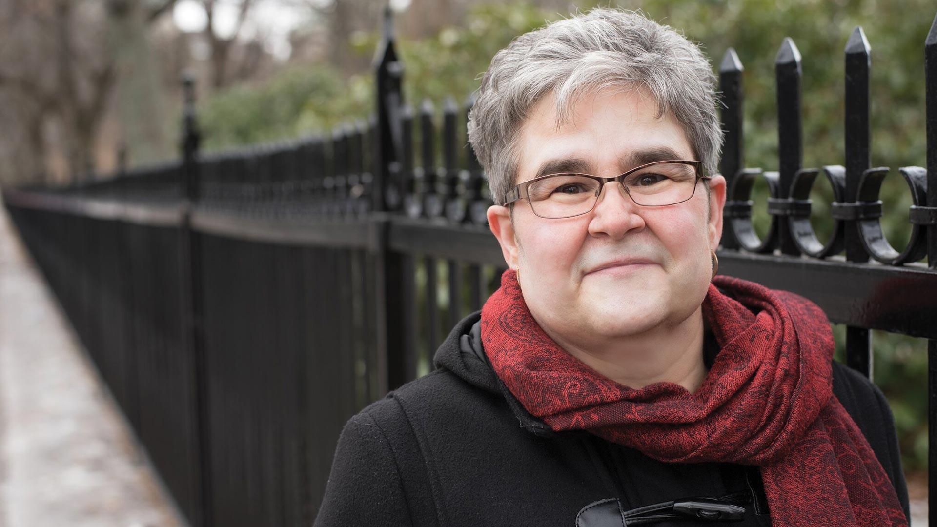 Cheryl MacKenize, stroke and heart attack survivor